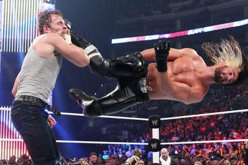 Seth Rollins has been a consistent highlight from several Summerslam events over the past few years.