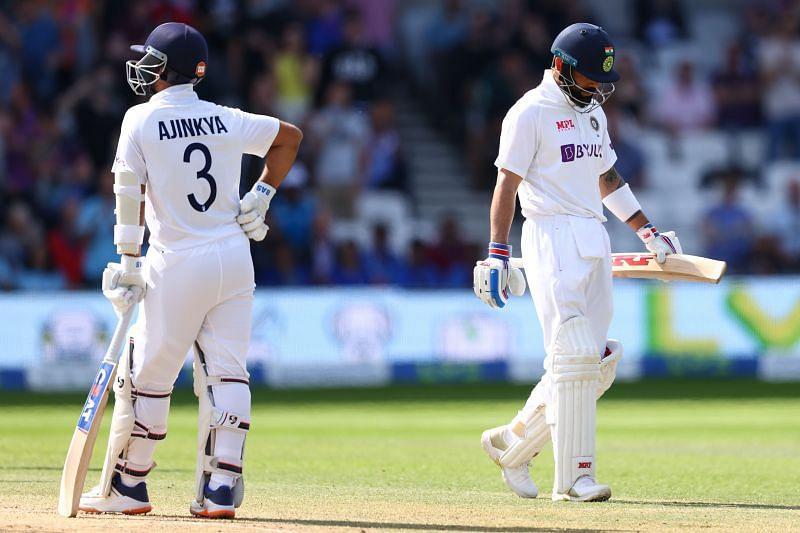 Virat Kohli has scored a solitary half-century in the series so far