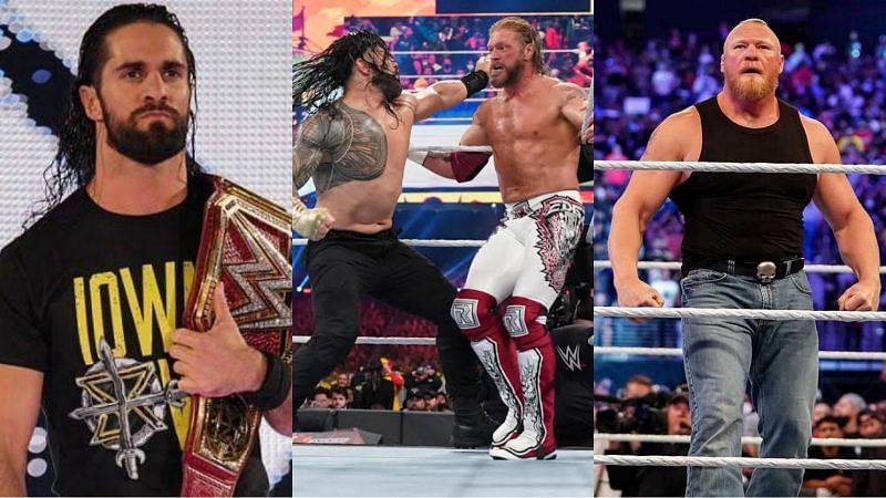 WWE Extreme Rules 2021 में रोमन रेंस को फेटल फोर वे मैच में अपना यूनिवर्सल टाइटल डिफेंड करना चाहिए