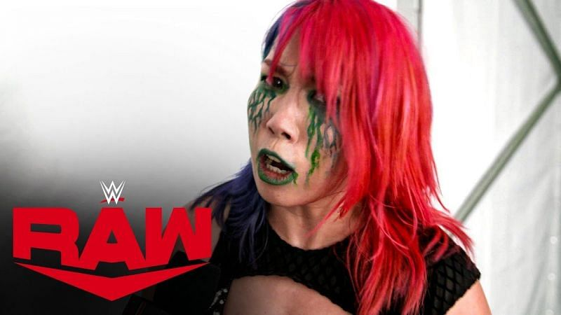 Asuka has not been on WWE TV since Money in the Bank.