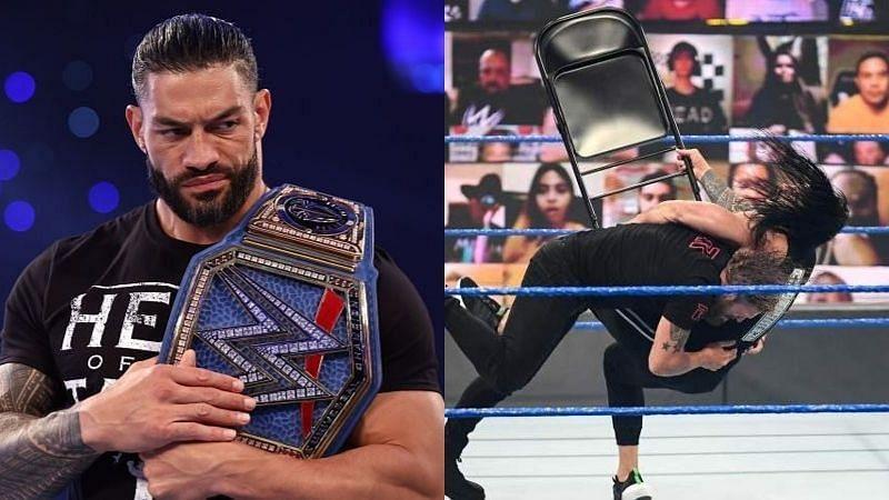 WWE SummerSlam के 3 मैच एक ही फिनिशिंग मूव से समाप्त हो सकते हैं
