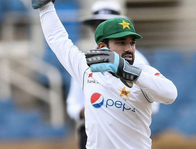 Pakistan's wicketkeeper-batsman Mohammad Rizwan. Pic: ICC