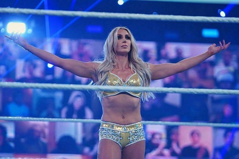Charlotte Flair Raw Women's Champion