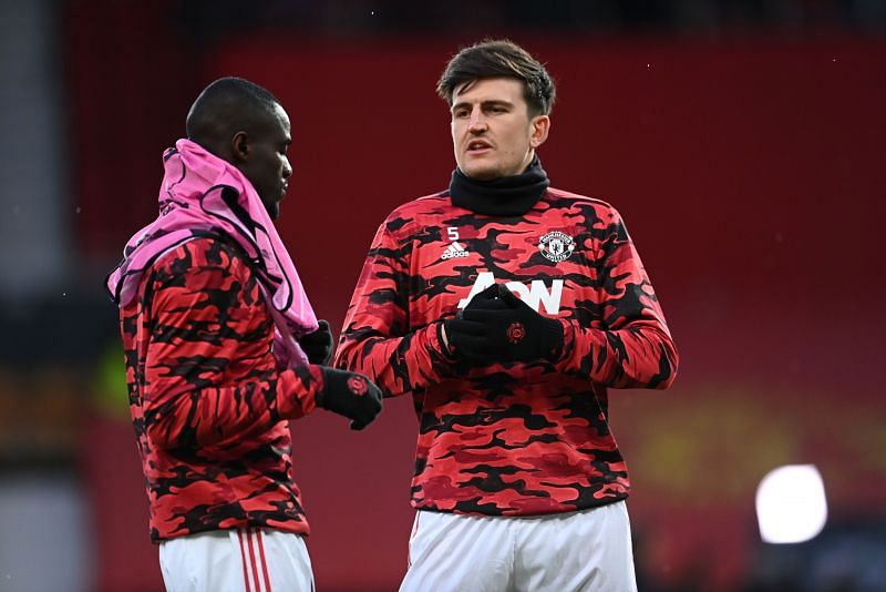 Harry Maguire has been a key player for Manchester United.