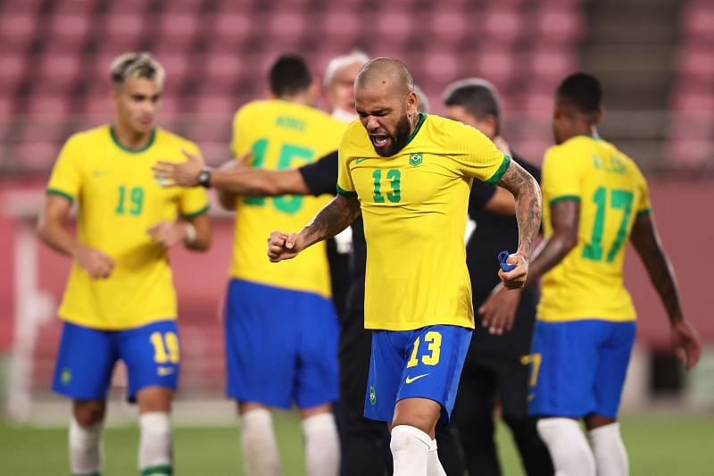 Brazil U23 have a strong squad