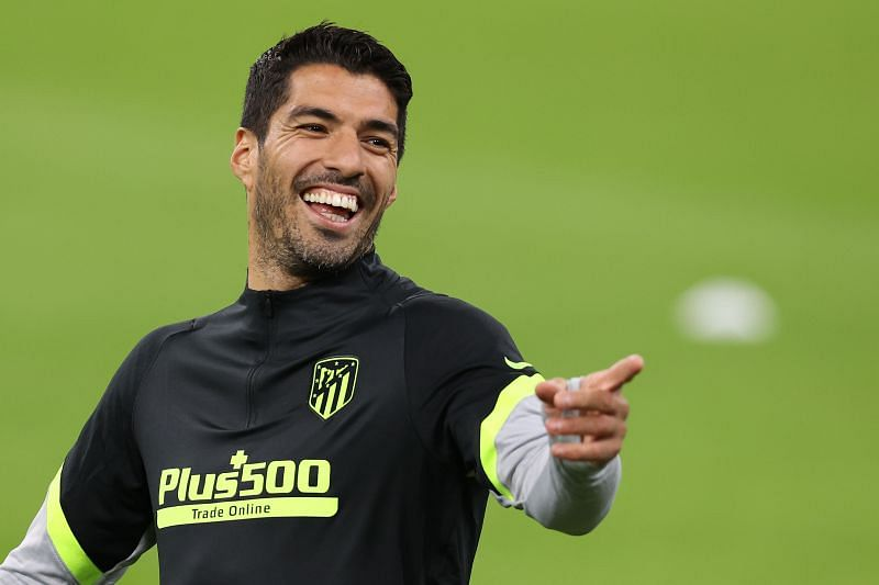 Luis Suarez recently won the 2020-21 La Liga title.