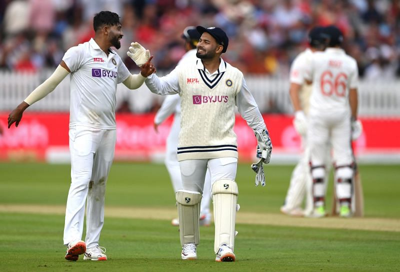 England v India - Second LV= Insurance Test Match: Day Two