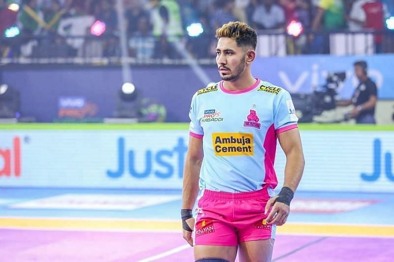 Sandeep Dhull had a fantastic couple of seasons for the Jaipur Pink Panthers.