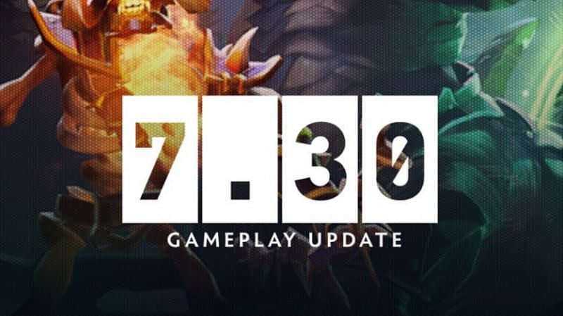 7.30 will be the major patch for Dota 2's TI this year (image via Valve)