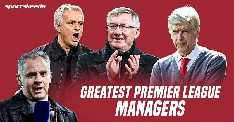 The Premier League has been home to several world-class managers over the years