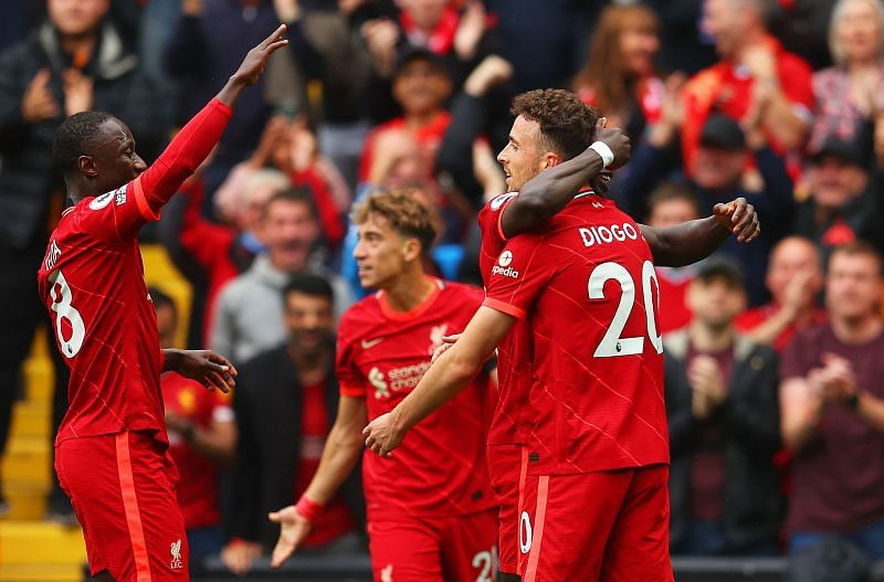 Liverpool secured a comfortable 2-0 win over Burnley in their Premier League clash on Saturday