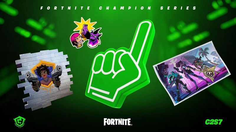 Free rewards for viewers. Image via Epic Games
