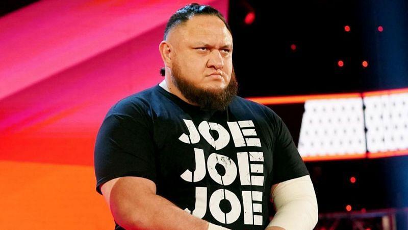Samoa Joe has had a whirlwind of a year in 2021