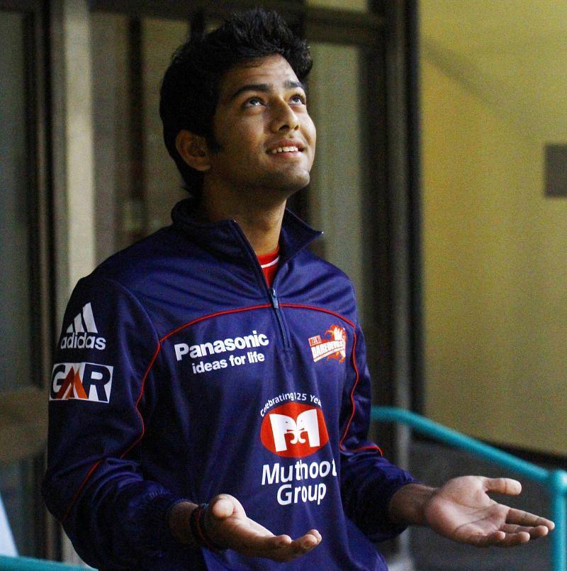 Unmukt Chand got picked by the Delhi Daredevils ahead of IPL 2011