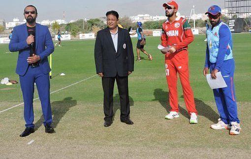 ओमान के बल्लेबाजों को टिकने का मौका नहीं मिला