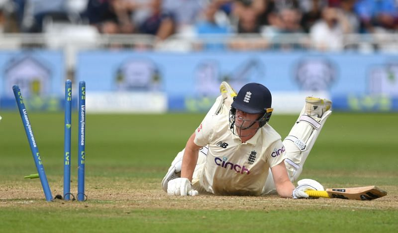 England v India - First LV= Insurance Test Match: Day Four