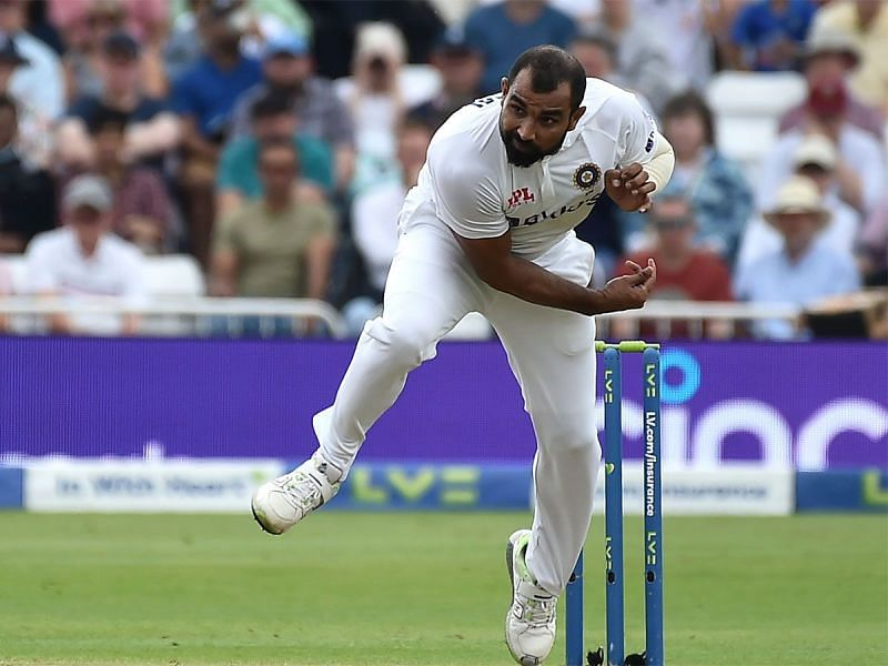 Mohammed Shami has been fairly active on Instagram