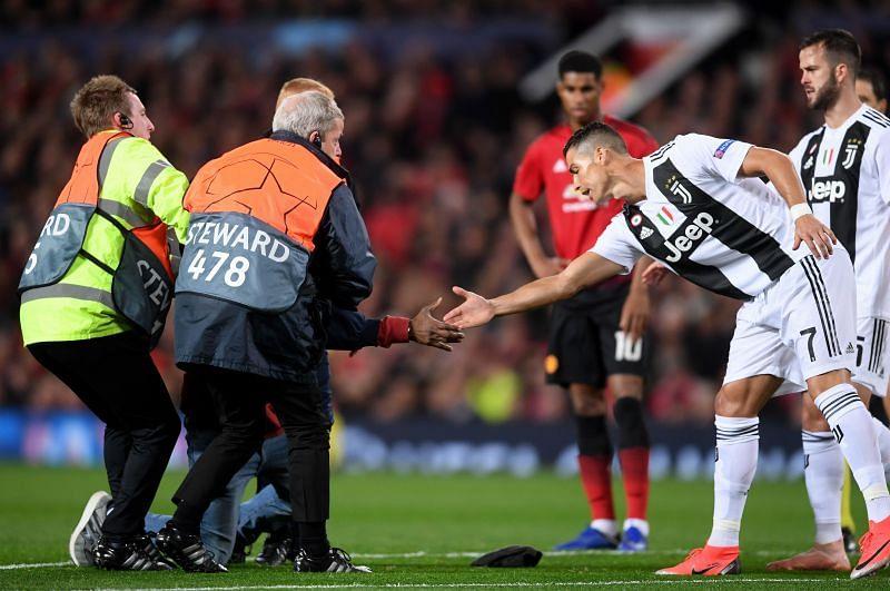 Криштиану Роналду может стать образцом для подражания для Манчестер Юнайтед