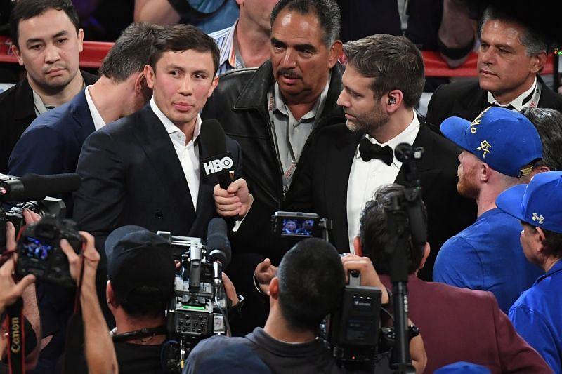 Canelo Alvarez v Julio Cesar Chavez Jr.