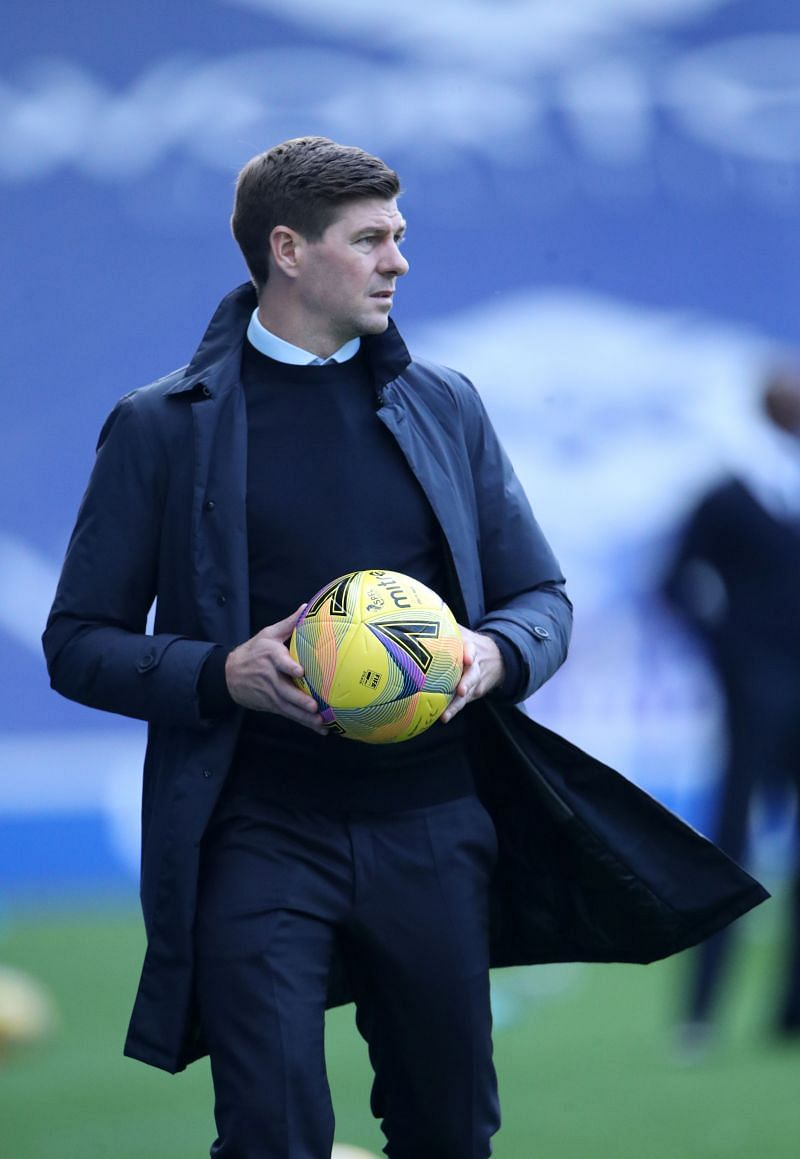 Steven Gerrard is one of the most underrated managers today.