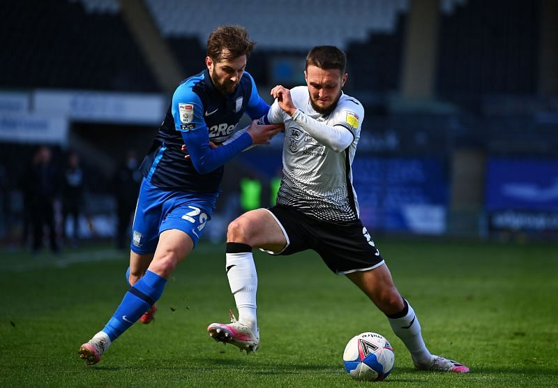 Preston North End and Swansea City face off on Saturday