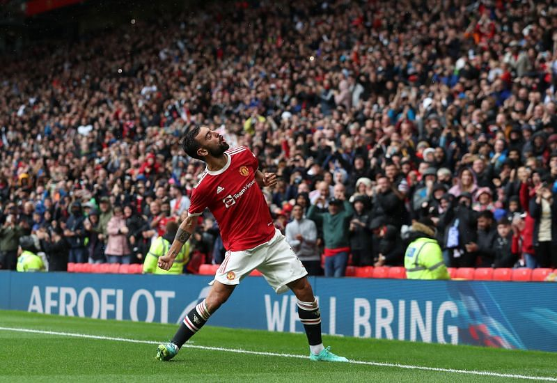 Manchester United play Leeds United on Saturday