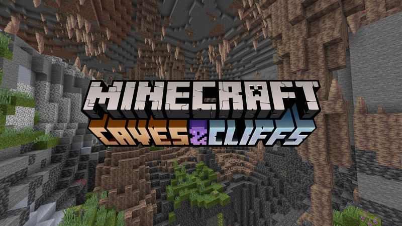 Minecraft Caves & Cliffs (Image via Mojang)