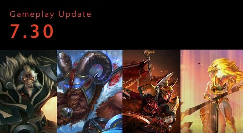 Dawnbreaker was given two Aghanim's upgrades in Dota 2 7.30 (Image via Valve)