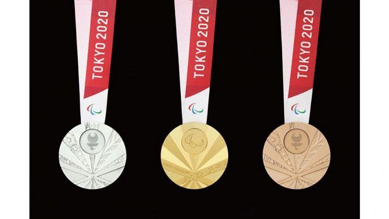 Tokyo Paralympics Medals