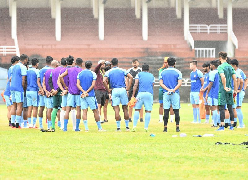 Gokulam Kerala are the defending champions of the Durand Cup. (PC: Gokulam Kerala)