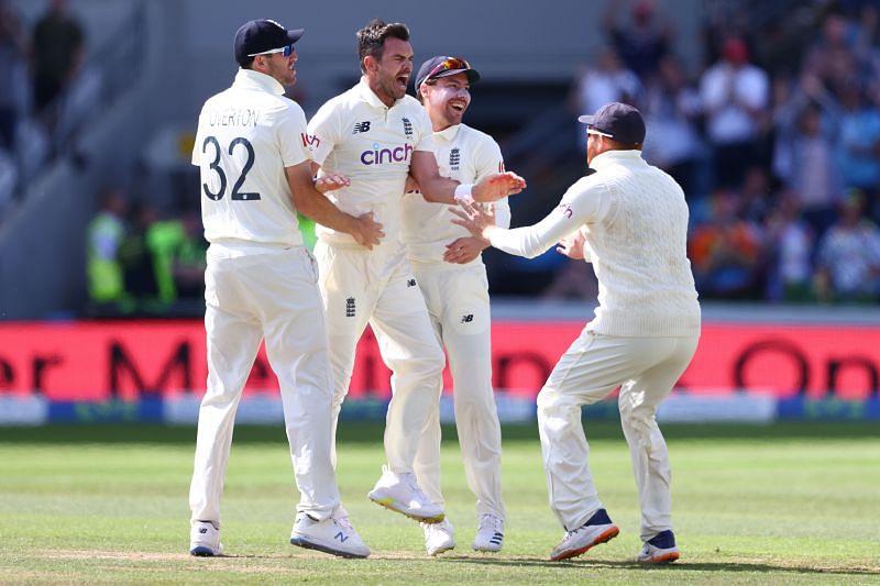 इंग्लैंड के दिग्गज तेज गेंदबाज जेम्स एंडरसन