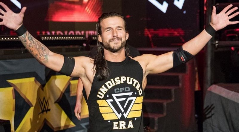 Adam Cole has been around for a long time