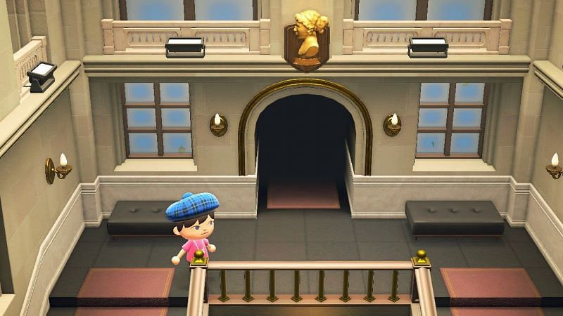Will Nintendo add a third floor to incorporate the Roost? (Image via Nintendo)