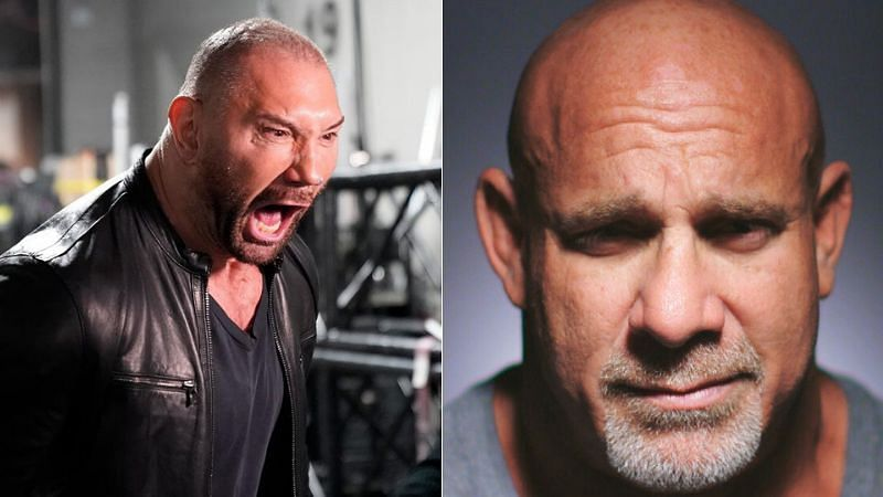 Batista and Goldberg were reluctant to defeat a certain opponent in quick fashion