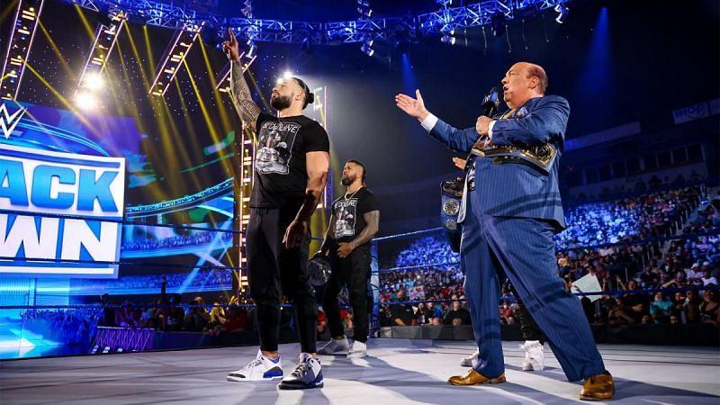 WWE SmackDown ऑफ एयर होने के बाद हुआ अच्छा मैच