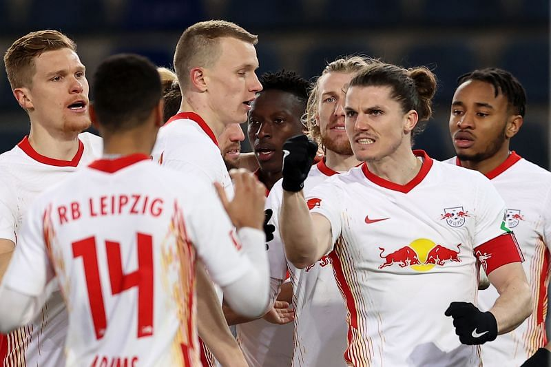 RB Leipzig have a strong squad