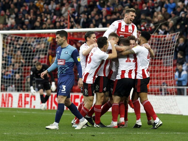 Sunderland and Wycombe renew hostilities after over a year