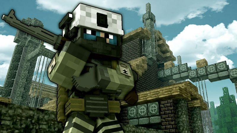 Decimation, a Zombie Apocalypse mod from Curse Forge. (Image via Curse Forge)