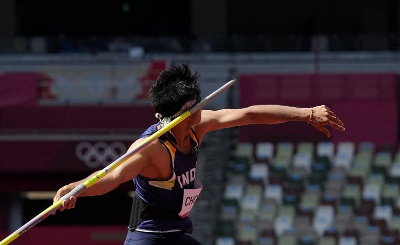 Neeraj Chopra wins India's first-ever Olympic gold medal in Athletics