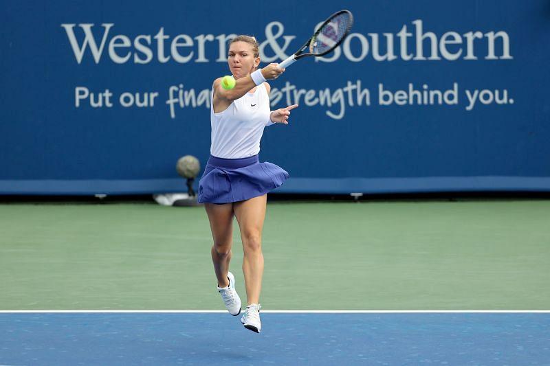 Simona Halep la Openul de Sud și de Sud
