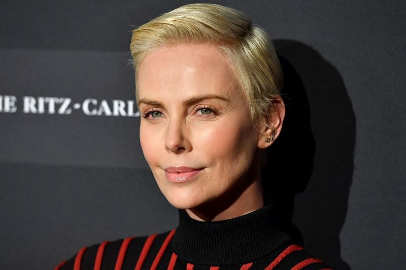 Charlize Theron, who recently posted a rare video with her daughters on Instagram. (Image via Page Six)