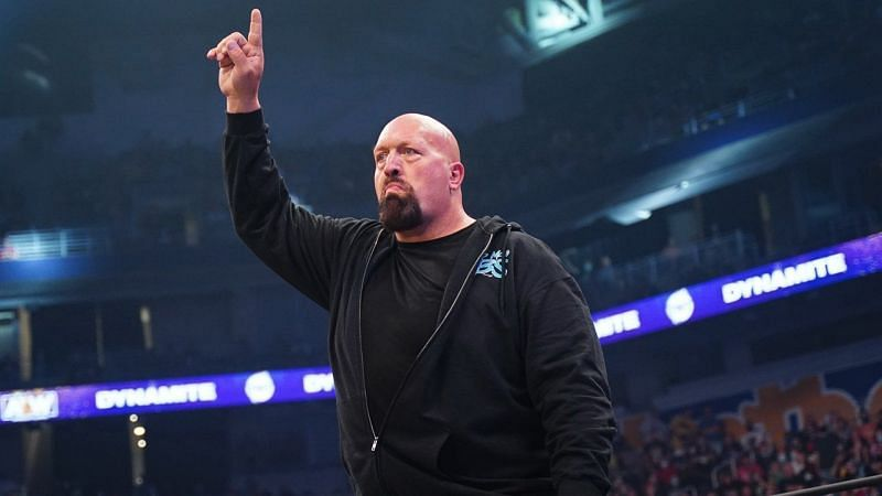 Paul Wight may not be fully fit ahead of his first match in AEW!