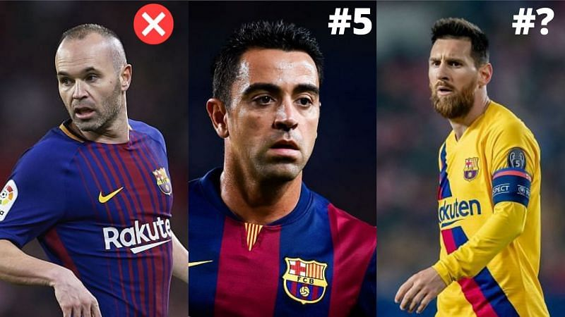 Some of the best players in football history have played for Barcelona