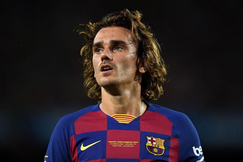 Barcelona forward - Antoine Griezmann