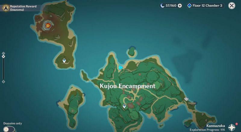 ubicación de la misión
