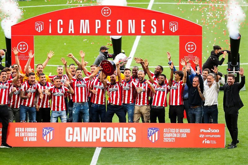 Atletico Madrid became a global force in the last decade