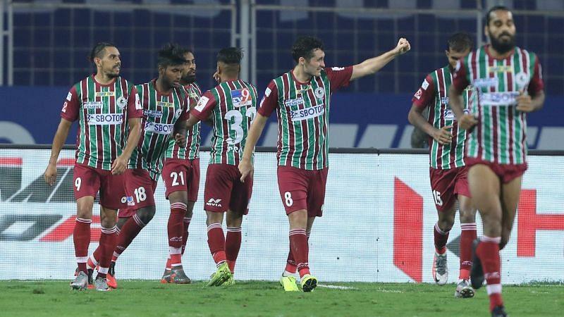 ATK Mohun Bagan FC beat Bengaluru FC twice in the previous season. (Image: ISL)