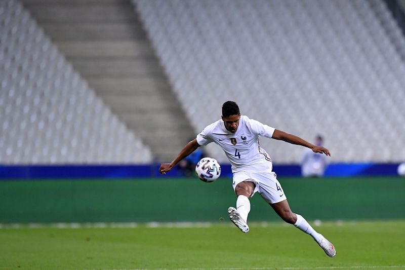 Raphael Varane is a key player for club and country.