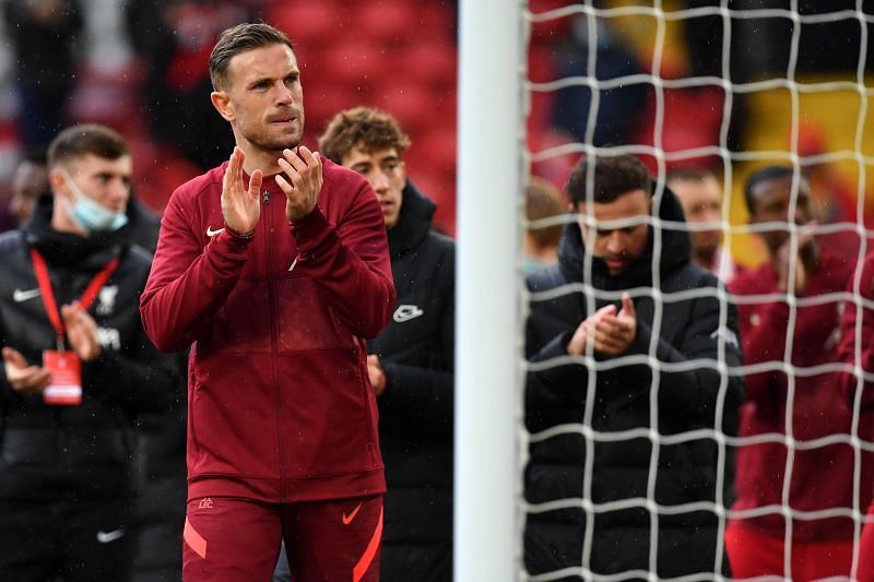 Jordan Henderson has been a great servant for Liverpool
