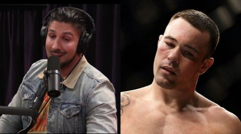 Brendan Schaub tells the humorous story of Colby Covington being fired by two model females he recruited.
